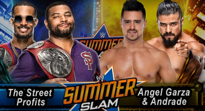 wwe summerslam match cards 2020