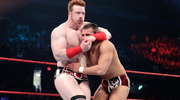 Daniel Bryan Vs Sheamus