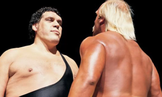 Hulk Hogan Vs Andre WrestleMania