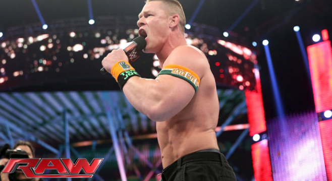 John Cena Road To Wrestlemania