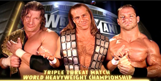 WrestleMania 20 Triple Threat Match