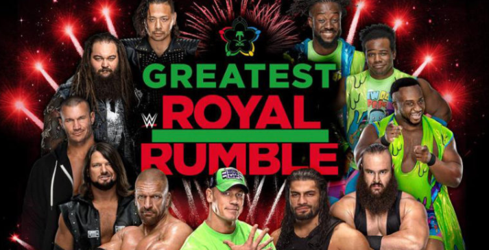 Greatest Royal Rumble Tickets