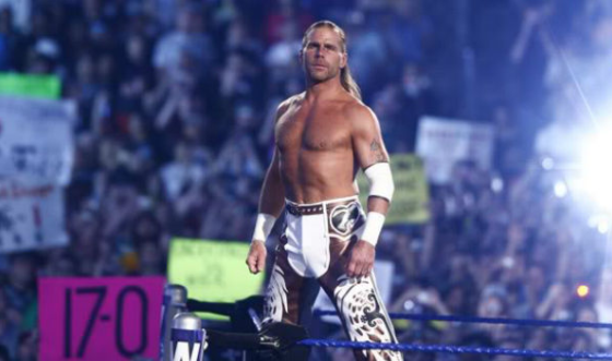 Shawn Michaels WrestleMania Performance