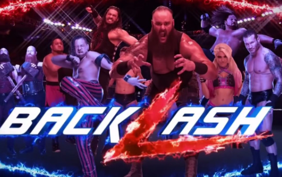 wwe backlash