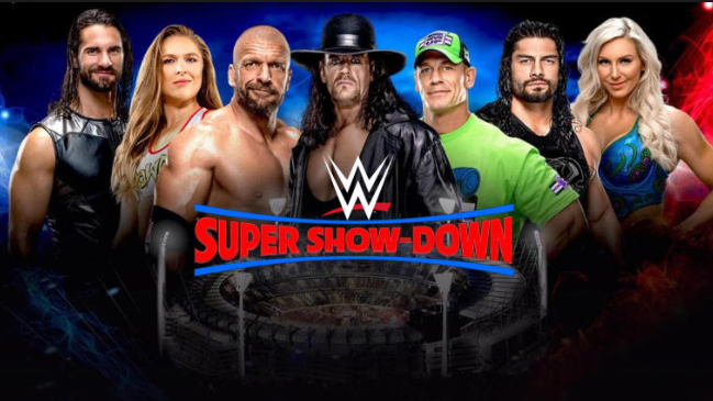 wwe super show down rumors
