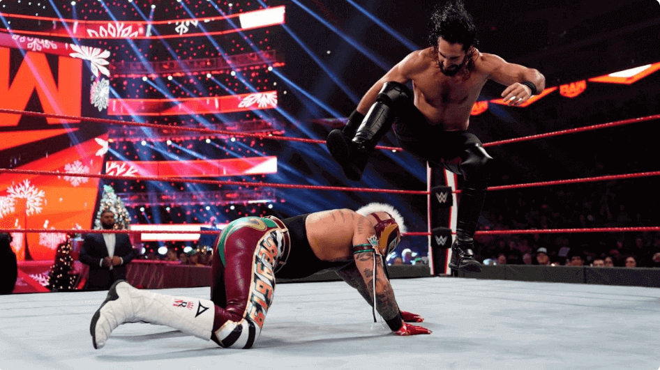 wwe extreme rules top matches