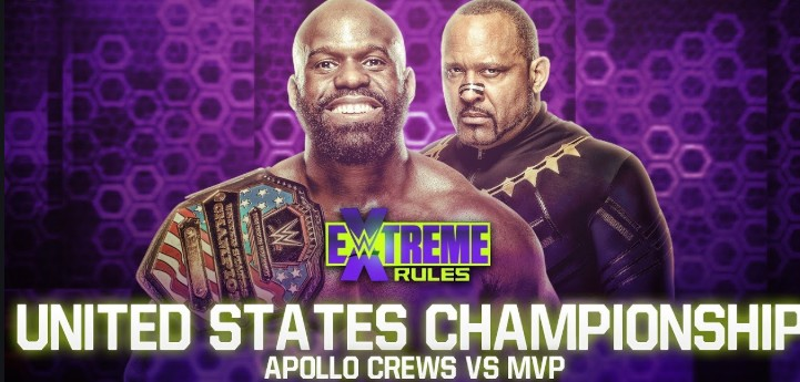 extreme rules confirmed match cards
