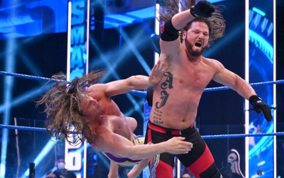 wwe smackdown highlights