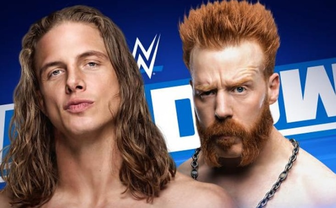 smackdown highlights 7th august 2020